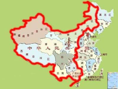 china hinterland