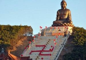dunhua buddha statue