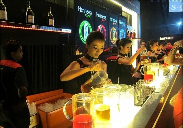 Hennessy China