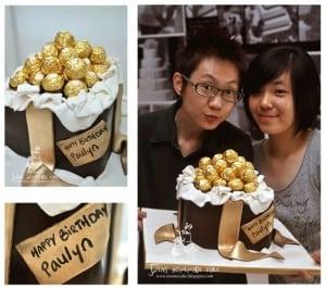 Ferrero personal gift