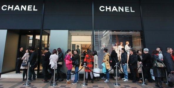 Chanel Shop China