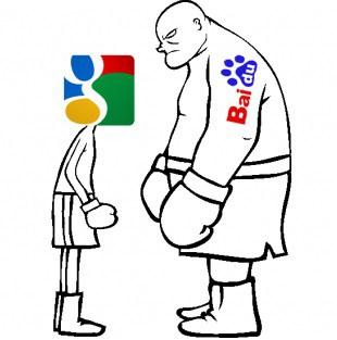 Baidu SEO Google China
