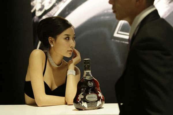 "The Chinese cognac market according to ""cognac-expert.com"""
