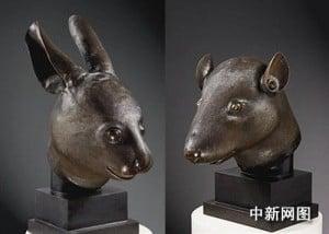 zodiac heads