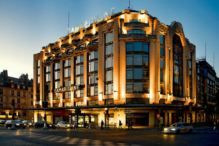 Renovation of La Samaritaine in Paris to attract Chinese tourists
