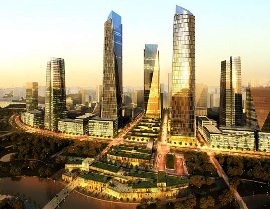 The 20 highest standard residential apartment compounds in Beijing