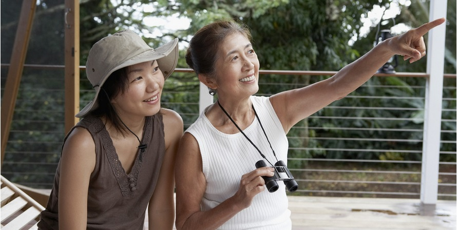 Chinese Tourists travel