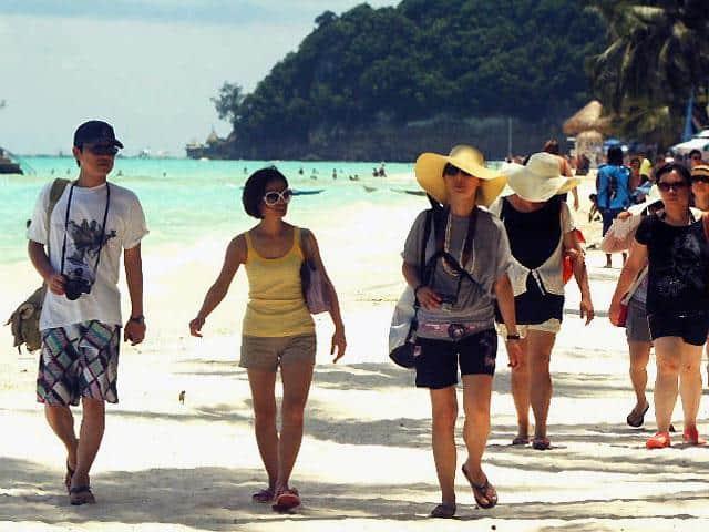 Chinese tourism philippines