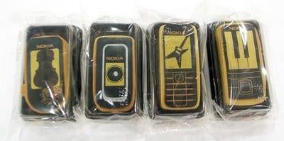 Nokia moon cake from starbucks 7