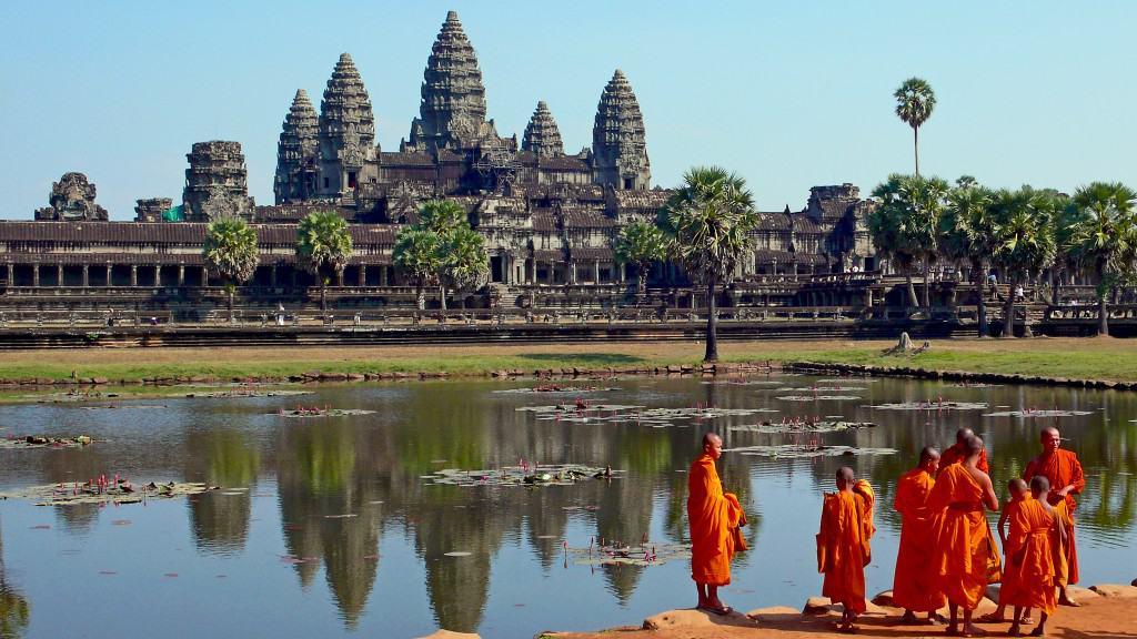 cambodia Chinese tourist