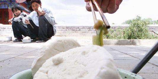 fake mantou
