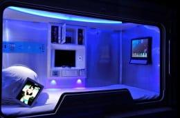 Hotel-capsule-espace-robots-Shenzhen-Chine-3