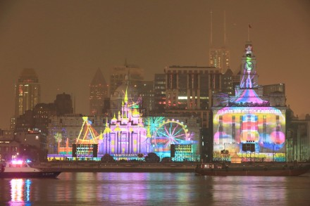 New Trends during this New Year's Eve in China