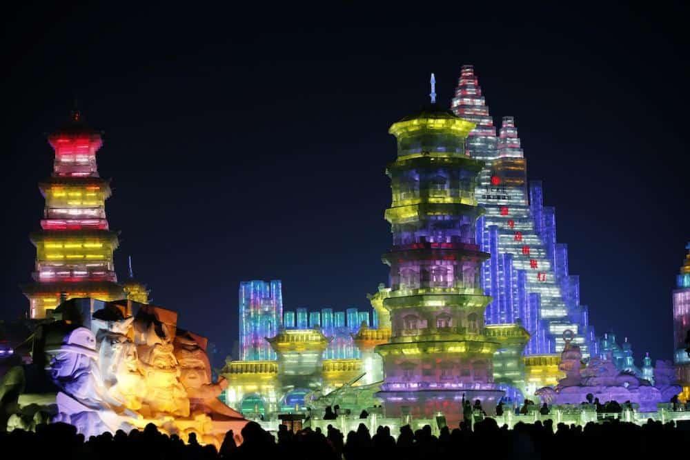 Harbin, Ice Festival : just wonderfull !