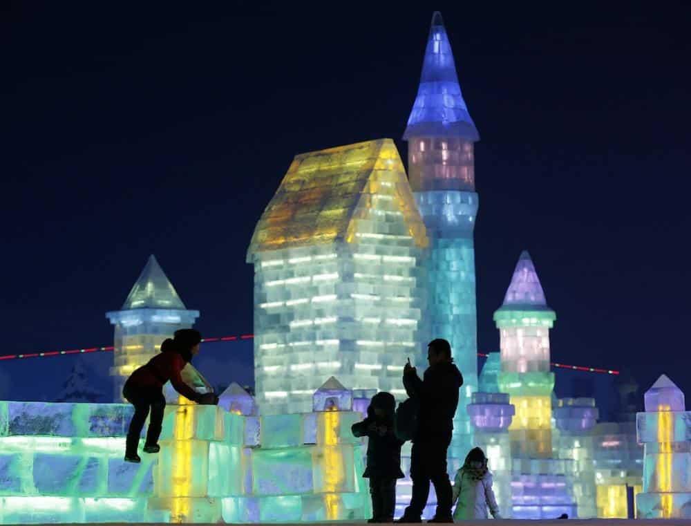 harbin-ice-festival china