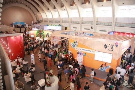 World Travel Fair - Shanghai Exhibition Center