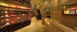 retail of Wine China