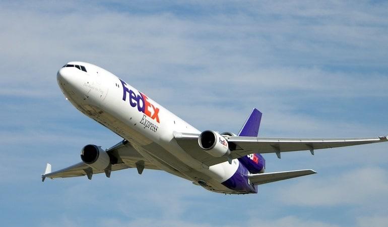 Fedex avion