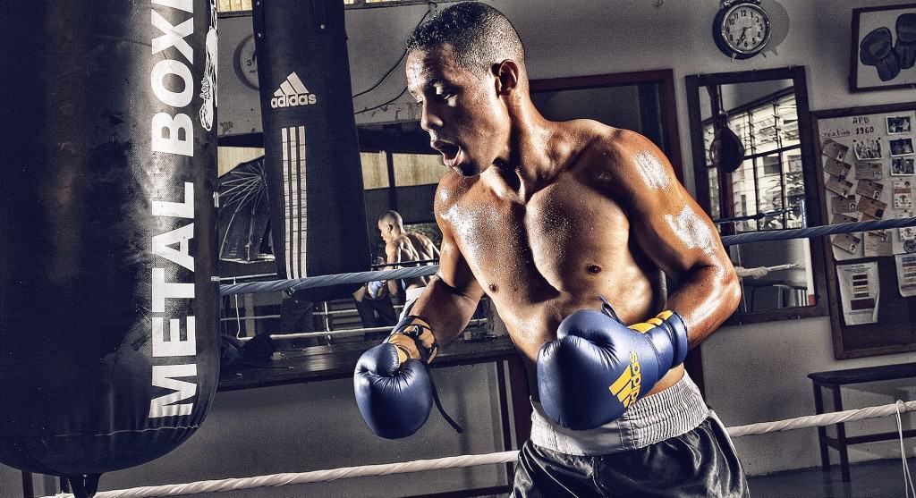 boxeur corporate