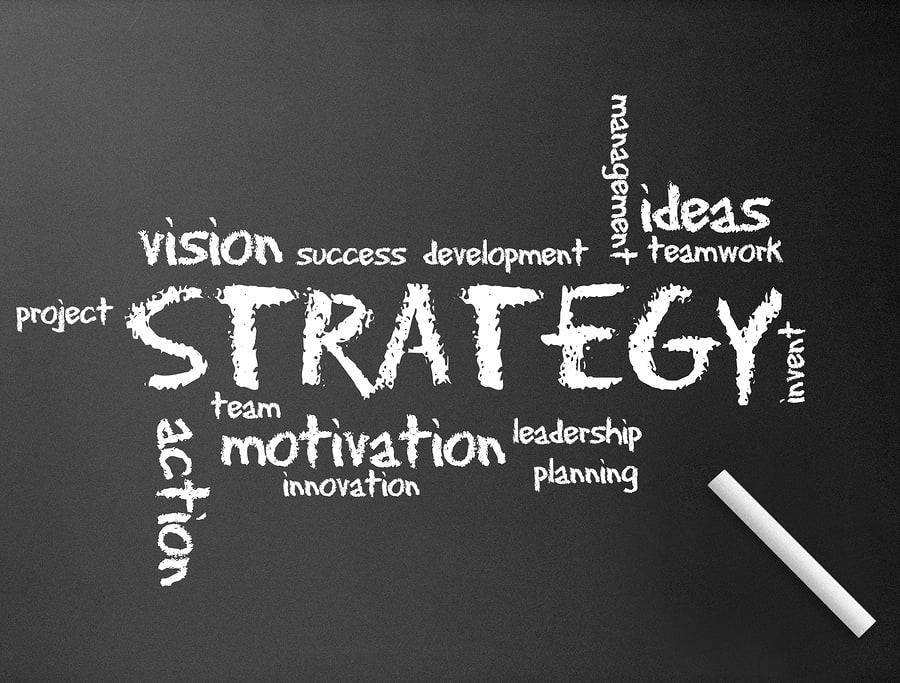 Chalkboard - Strategy