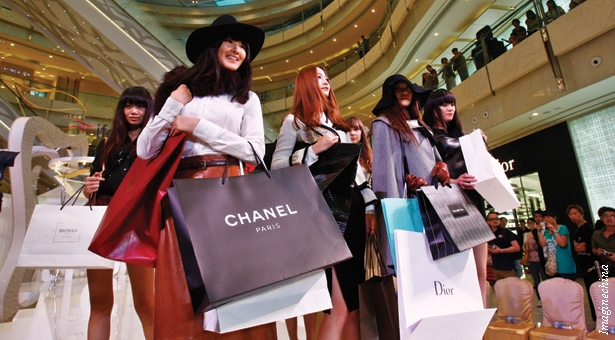 What Chinese shoppers are seeking in luxury brands ...