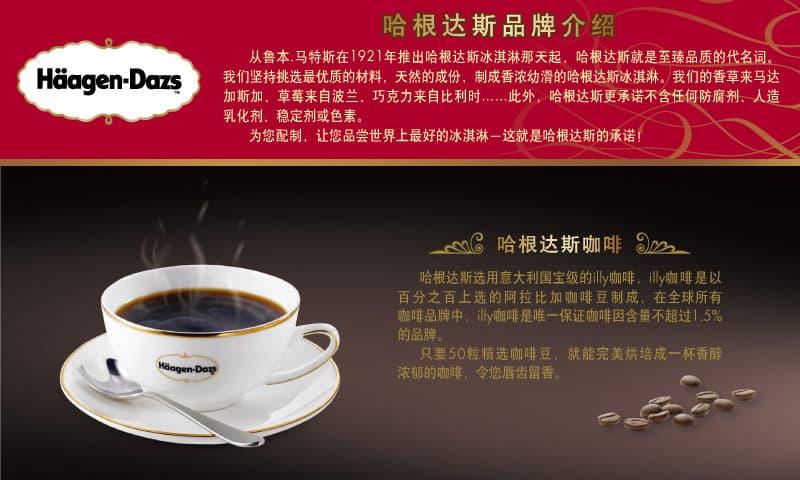 marketing promotional strategies and analysis haagen dazs