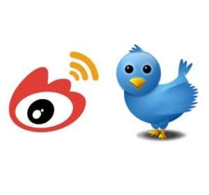 TwitterVSWeibo