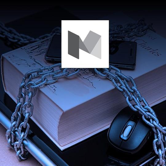 Medium is blocked in China !