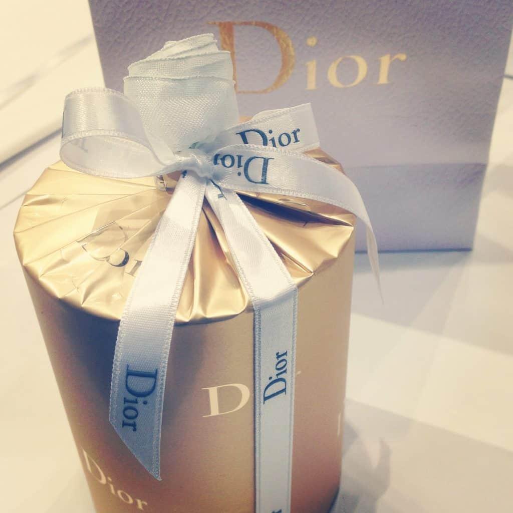 cadeau dior