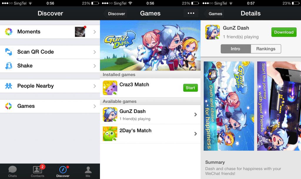 WeChat-Games