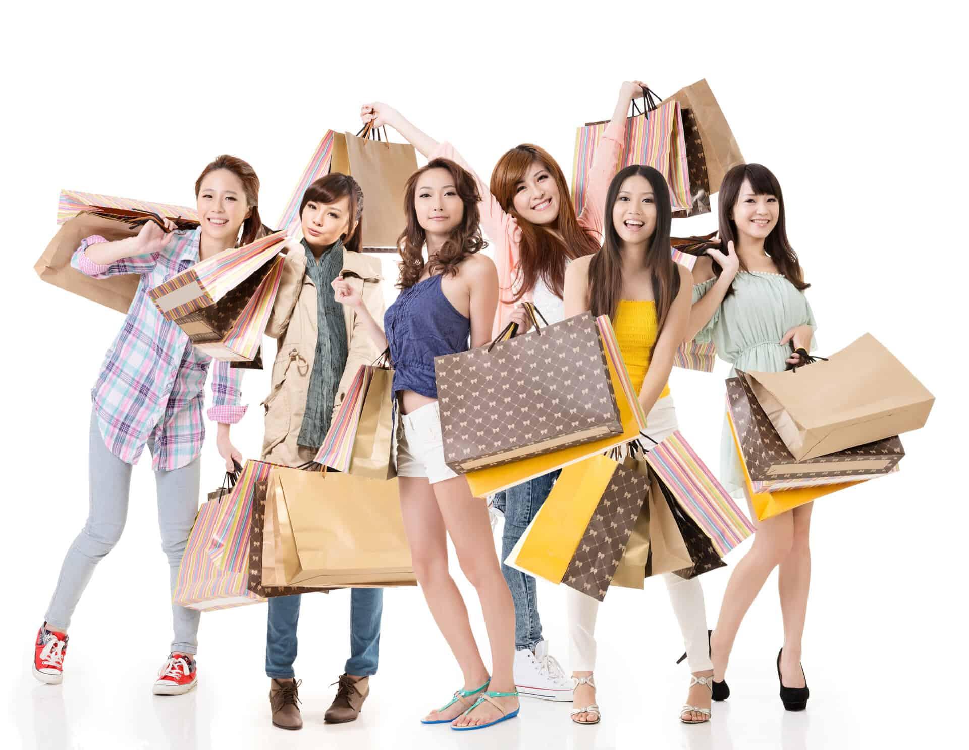 US brand to China Shopping Ecommerce