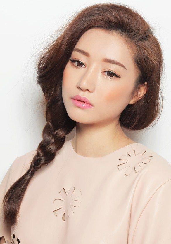 K-beauty makeup