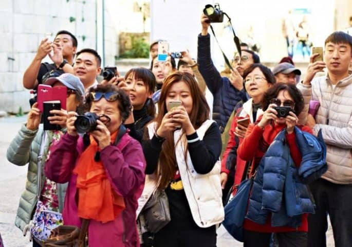 10 tips to target Chinese tourists