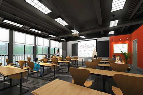 China Shenzhen private school