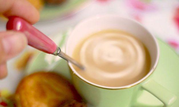 Bubble Milk tea : a Chinese favorite beverage