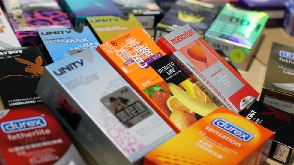 contraception chine