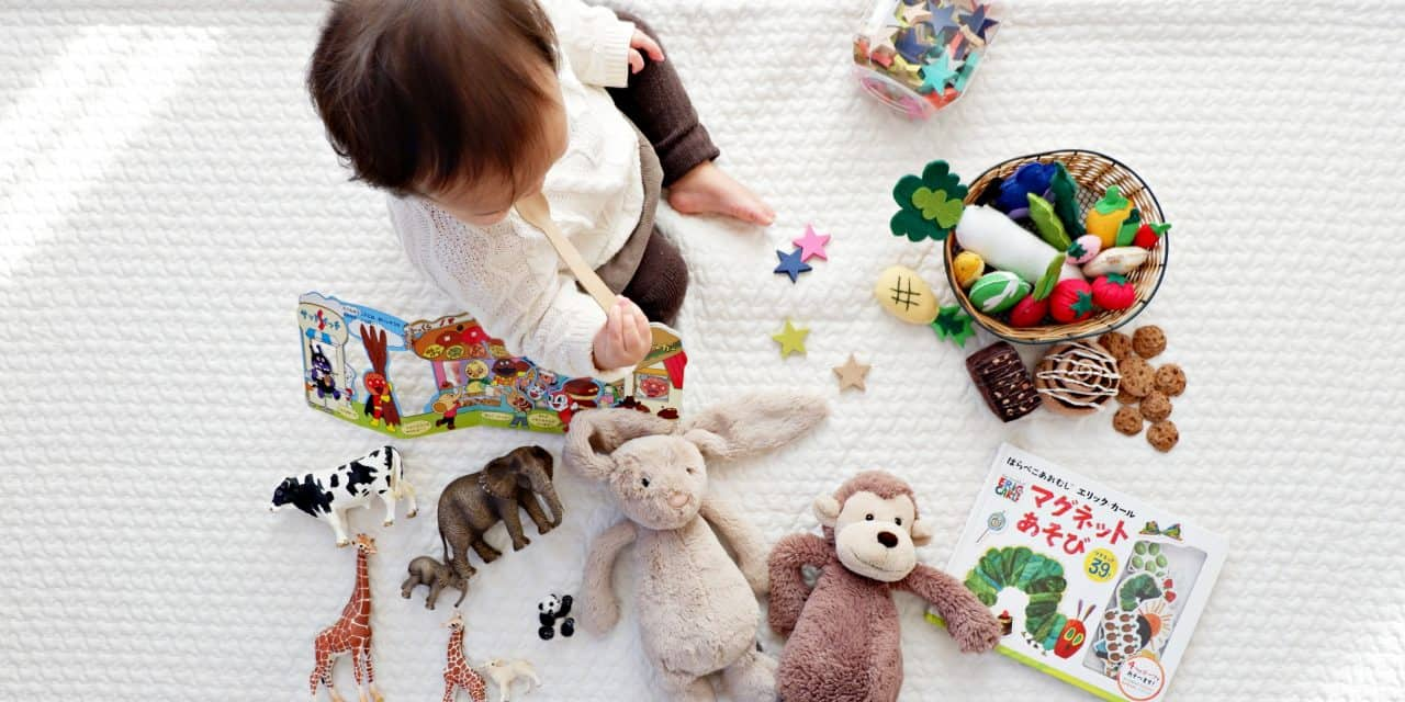 Toys Market in China: Trends and Opportunities