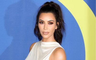 Kim Kardashian China's Livestreaming :  150, 000 Perfum sold