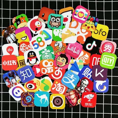 chinese popular apps