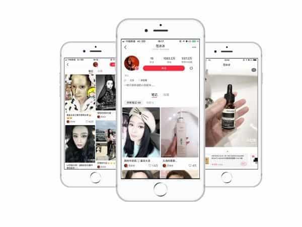 China Social Media - Xiaohongshu Kols