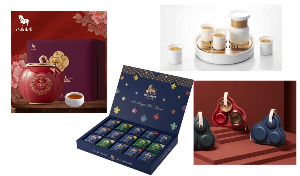 China Tea market case study - Tea as a gift