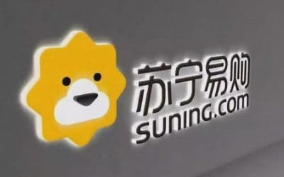 Suning raised US$915 million for its newly launched e-commerce platform